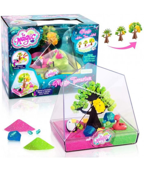 CANAL TOYS - SO MAGIC DIY - Medium Glitterarium Kit - Fabrique ton propre Glitterarium !