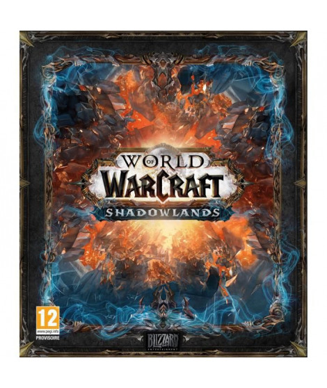 World of Warcraft: Shadowlands - Epic Edition Collector Jeu PC