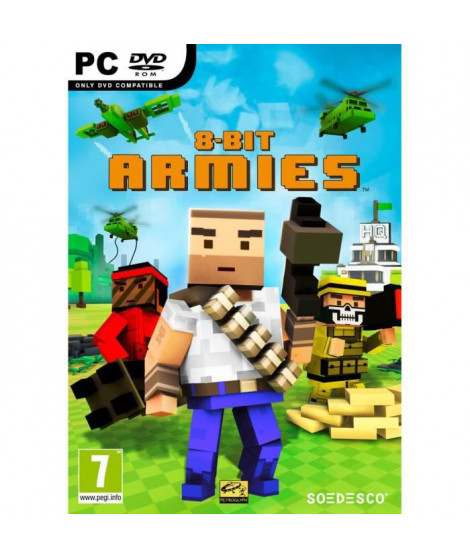 8-Bit Armies Jeu PC