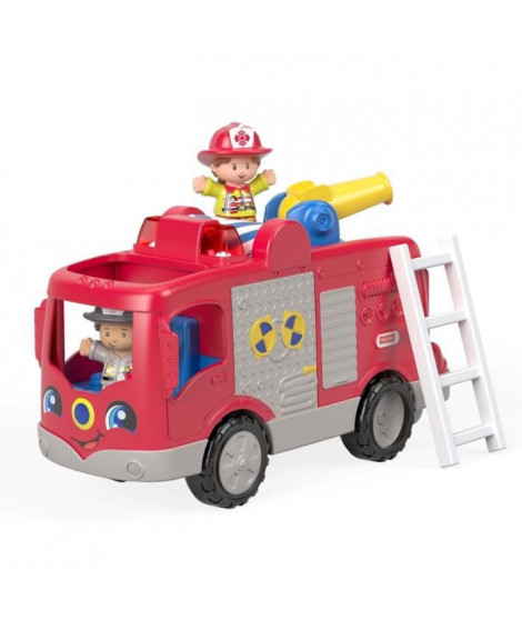 FISHER-PRICE - Le camion de pompier