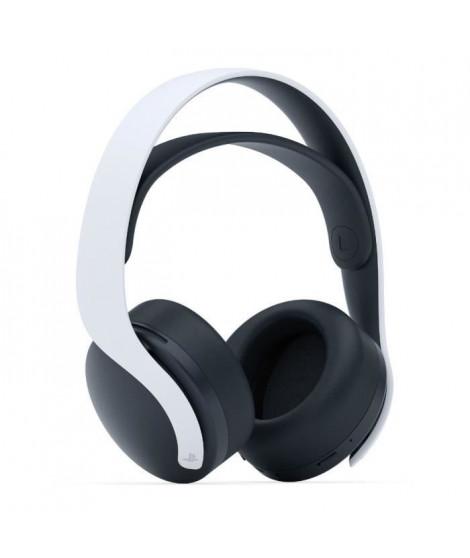 Casque-Micro Sans-Fil PULSE 3D Blanc/White pour PS5 - PlayStation Officiel