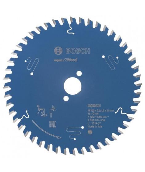 Lame de scie circulaire Expert for Wood 160 x 20 x 2,2 mm, 48