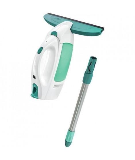 LEIFHEIT 51023 Kit Aspirateur lave-vitres Dry & Clean + Manche Offert
