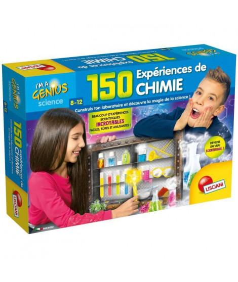 LISCIANI GIOCHI Chimie 150 expériences