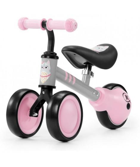 KINDERKRAFT Mini vélo Draisienne CUTIE Rose - 3 roues - Des 1 an
