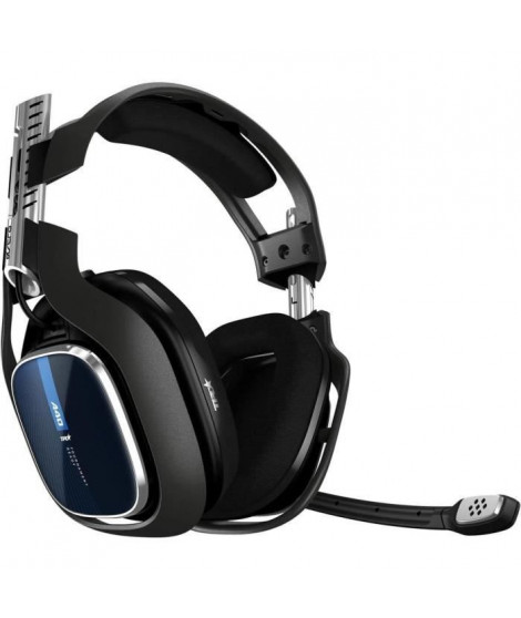 ASTRO Casque gaming A40 TR Headset PS4 + PC - PS4 - Noir