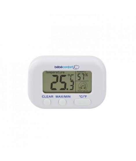 BEBE CONFORT Thermometre Hygrometre