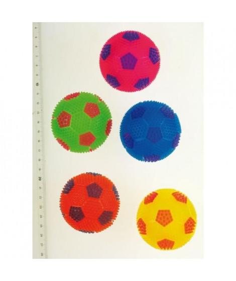 KIM'PLAY Balle Foot Lumiere - Ø 6 cm