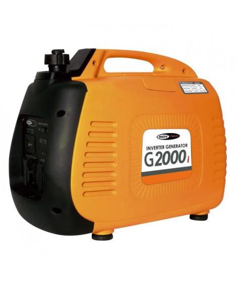 ELEKTRON Groupe électrogene portable Inverter G2000i - 220 V - 3,8 L - 1900 W