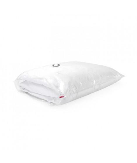 COMPACTOR Lot de 4 sacs de compression Aspispace - XL - 80x130 cm - Blanc naturel - Polyéthylene et nylon