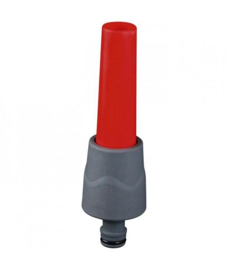 DIPRA Lance arrosage - Multi-jet - Plastique - Gris et rouge