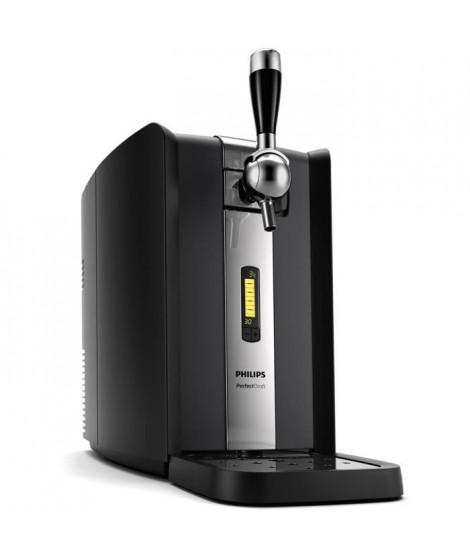 PHILIPS HD3720/25 - Tireuse a biere Perfect Draft - Ecran LCD - Fûts de 6 L - 70 W - 1,5 bars - Noir
