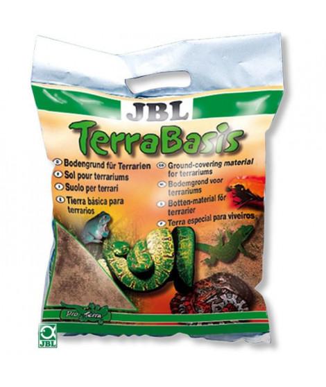 JBL Substrat Terrabasis - Pour reptiles - 20l