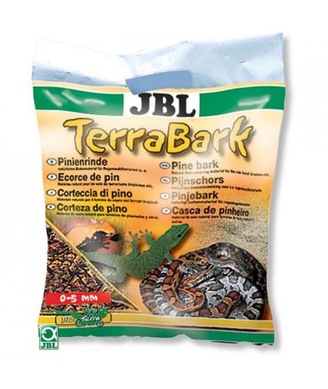 JBL Substrat en écorces de pins Terrabark M - Pour reptiles - 20l