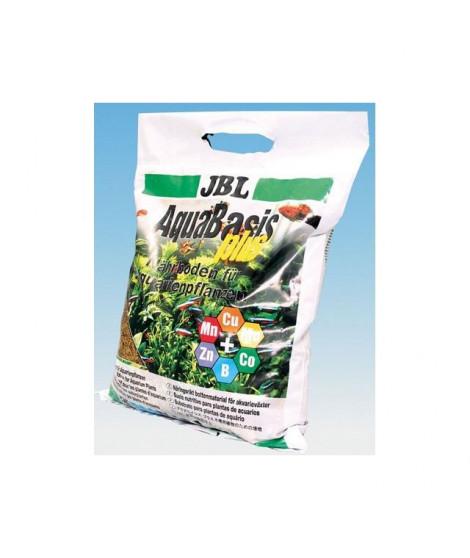JBL Substrat de sol Aquabasis Plus - Pour poisson - 5kg