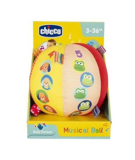 CHICCO Balle Musicale