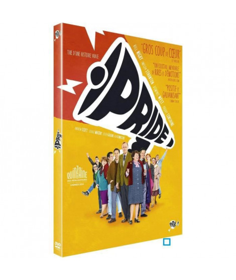 DVD PRIDE - DVD AVEC FOURREAU