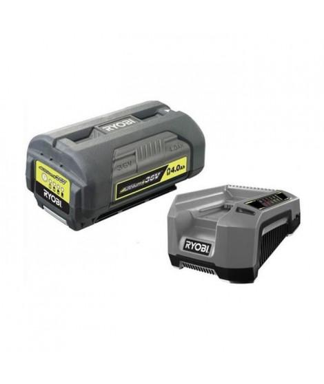 RYOBI Chargeur avec batterie 36V - 4,0Ah Max Power™