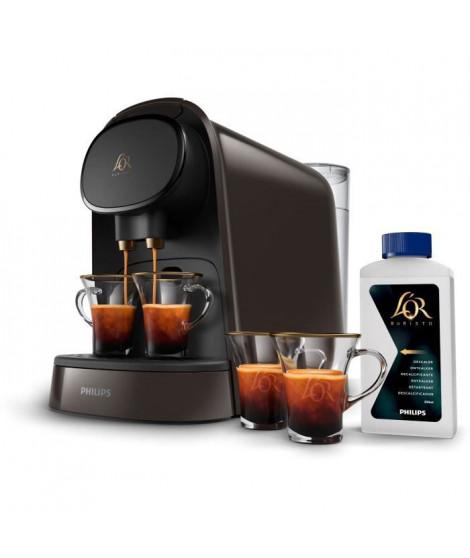 PHILIPS L'OR Barista LM8012/71 Machine a café a capsules Café + 2 tasses et détartrant - Café Moka