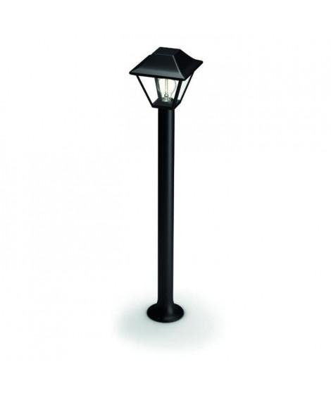 PHILIPS Alpenglow Lampe de jardin - Noire - 1x9.5W - 230V