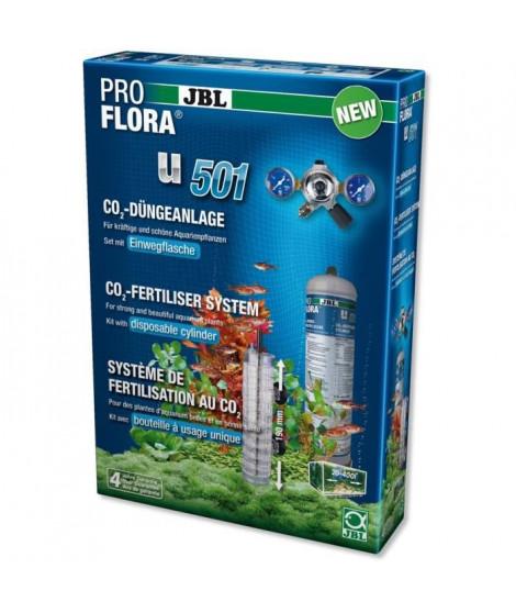 JBL Systeme fertilisation Proflora U501 - Pour plantes d'aquarium