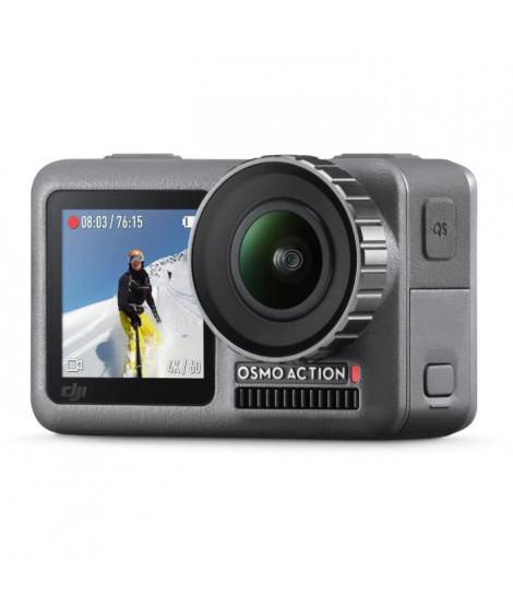 DJI Osmo Action Caméra Sport numérique 4K étanche - Noir