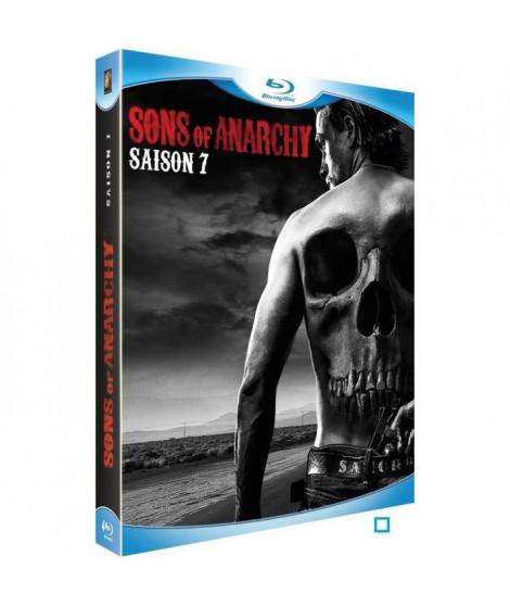 Blu-ray Coffret Sons Of Anarchy Saison 7 - Coffret 4 BluRay - Série TV