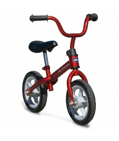 CHICCO Vélo Draisienne Rouge 10 pouces 2/5 ans