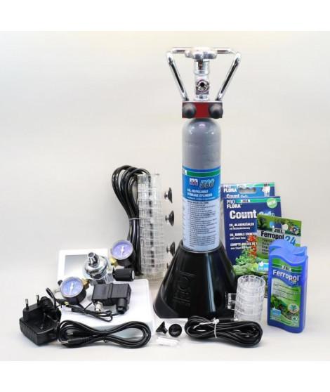 JBL Systeme de fertilisation au CO2 Proflora M503 - Pour plantes d'aquarium