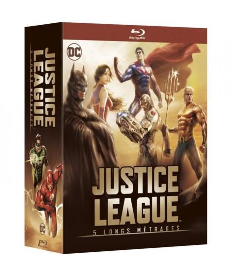 COFFRET DC JUSTICE LEAGUE /V 5BD