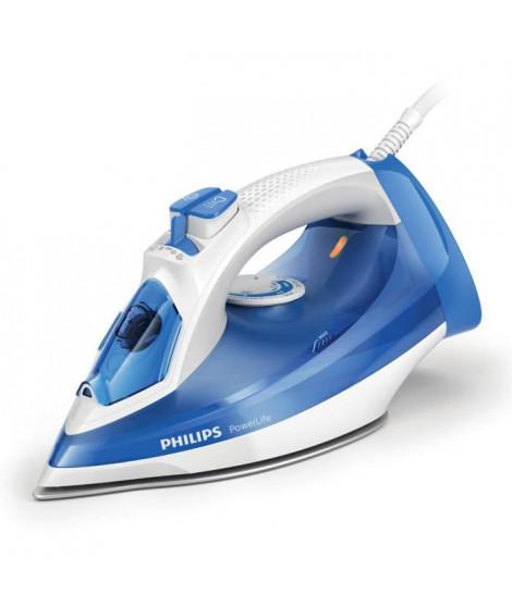 PHILIPS GC2990/20 Fer vapeur PowerLife - 2300W – Bleu clair