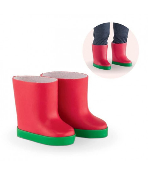 COROLLE - Ma Corolle - Bottes de pluie pour poupée ma Corolle