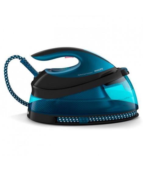 PHILIPS GC7833/80 Centrale vapeur PerfectCare Compact - Bleu
