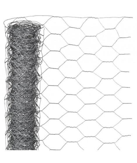 NATURE Maille hexagonale 0,5x2,50m