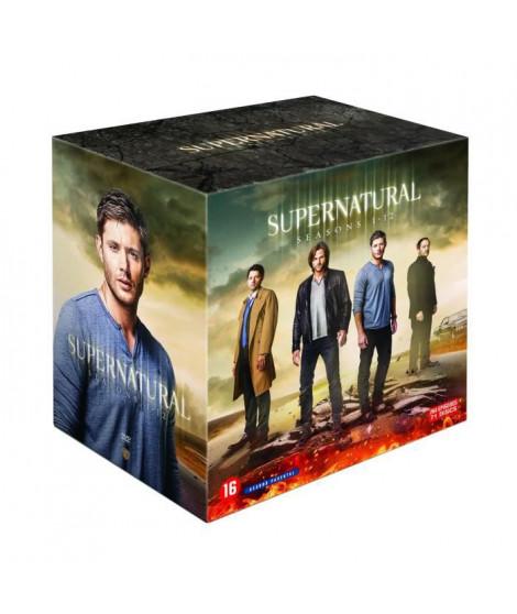 Coffret DVD Supernatural saisons 1 a 12
