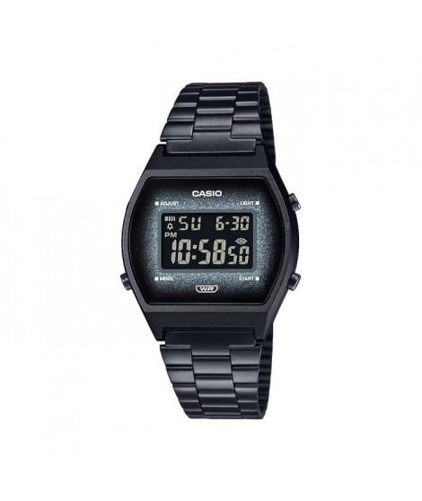 CASIO Collection Montre B640WBG-1BEF chrono, compte a rebours, alarme, calendrier automatique
