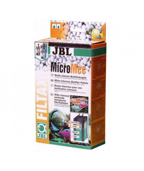 JBL Billes blanches Micromec - Pour aquarium - Ø14mm
