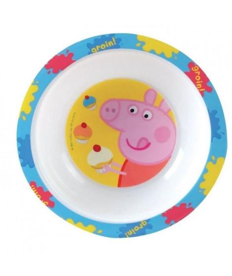 Fun House Peppa Pig bol micro-ondable pour enfant