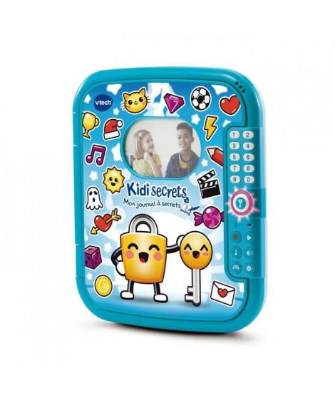 Vtech - Kidi Secrets - Mon journal a secrets (bleu) - 6 - 12 ans