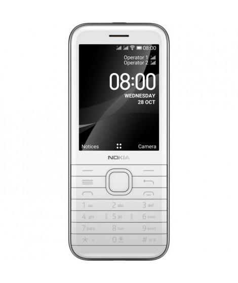 NOKIA 8000 4G Blanc