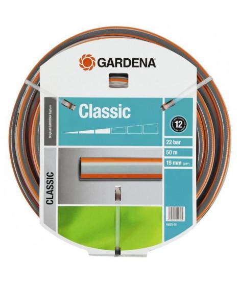 Tuyau d'arrosage classic GARDENA - diametre 19mm - 20m 18025-50