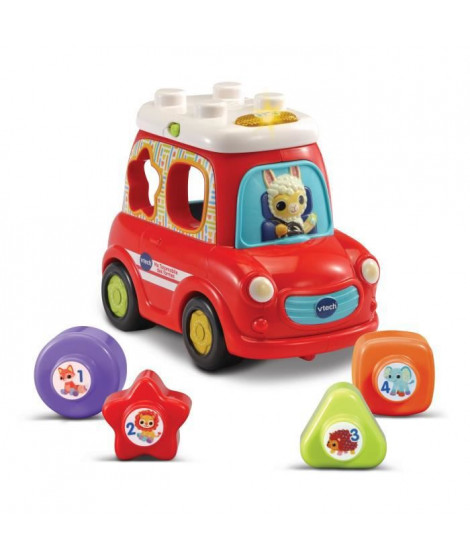 Vtech Baby - Ma Totomobile des formes - 12 - 36 mois