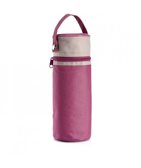 THERMOBABY PORTE BIBERON ISOTHERME Rose Orchid'e