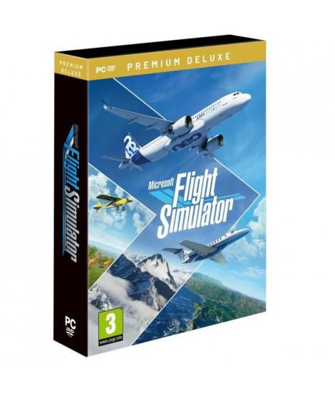 Microsoft Flight Simulator 2020 Premium Deluxe Edition Jeu PC