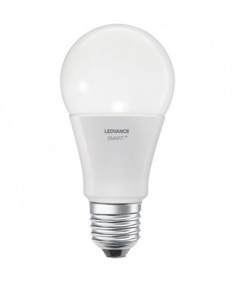 LEDVANCE Ampoule SMART+ ZigBee Standard - 60 W - E27 - Variation de blanc