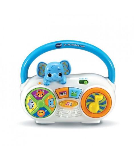Vtech Baby - Do, ré, mi baby radio - 6 - 36 mois