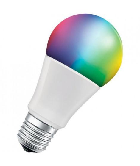 LEDVANCE Ampoule SMAR+ Bluetooth Standard - 60 W - E27 - Couleur changeante