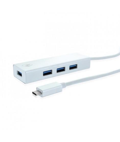 Mobility Lab - ML308487 - Hub USB-C HIGH SPEED 4 Ports USB 3.0