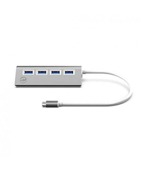 Mobility Lab  - ML311821 - Hub USB-C Cylindre 4 ports USB 3.0