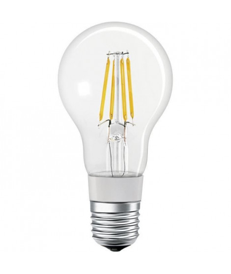 LEDVANCE Ampoule SMAR+ Bluetooth Fil Standard - 60 W - E27 - Puissance variable